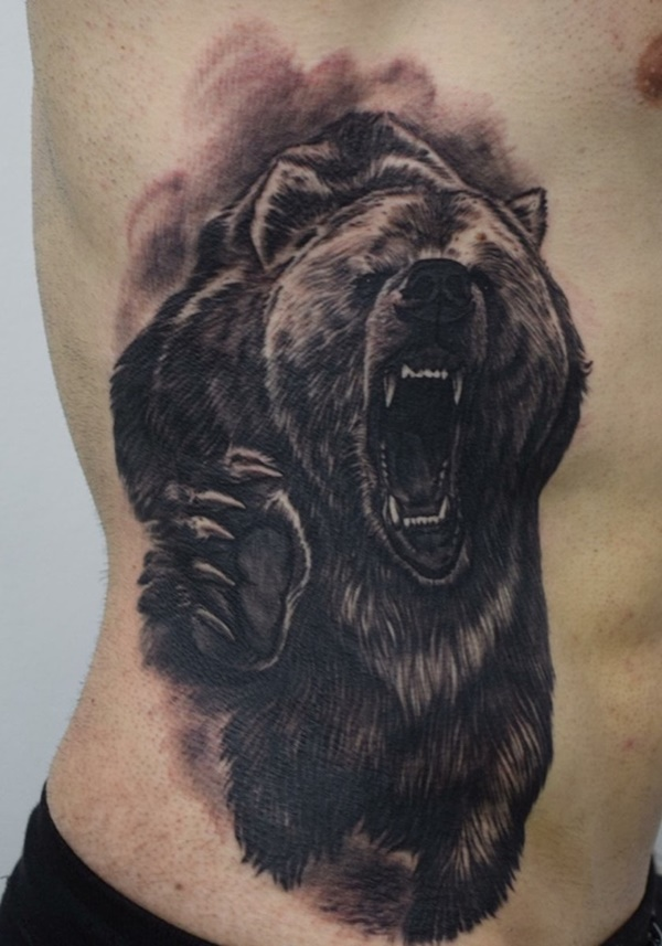 Bold Bear Tattoo Designs That Will Inspire You