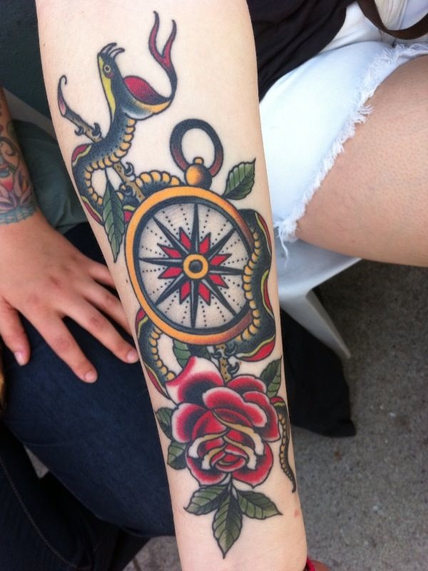 Cool Neo Traditional Tattoo Designs For Your Next Tattoo
