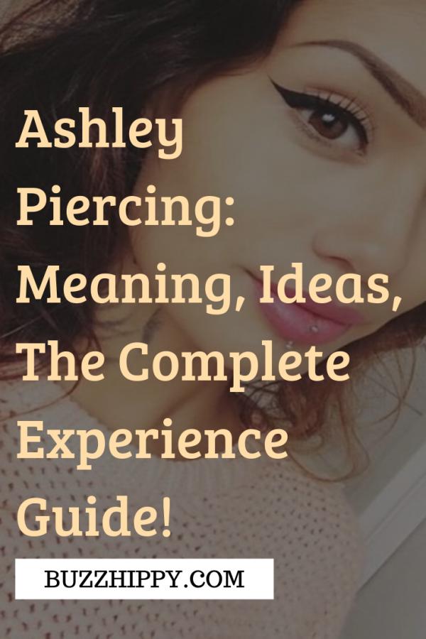 Ashley Piercing