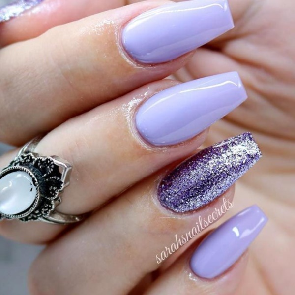 gorgeous-short-coffin-nail-designs