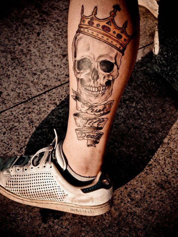 stylish-sugar-skull-tattoo-designs