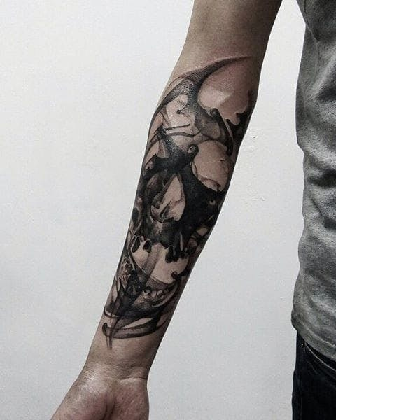 stylish-sugar-skull-tattoo-designs