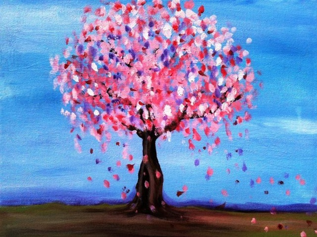 45 Easy Flower Painting Ideas For Beginners Buzz Hippy