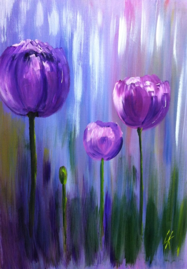 easy-flower-painting-ideas