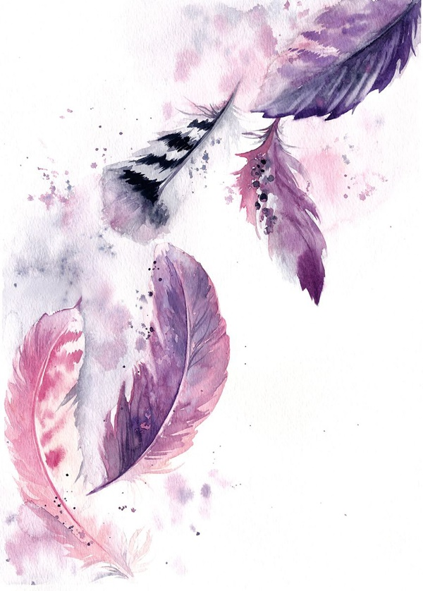 60 Easy Watercolor Painting Ideas For Beginners In 2020