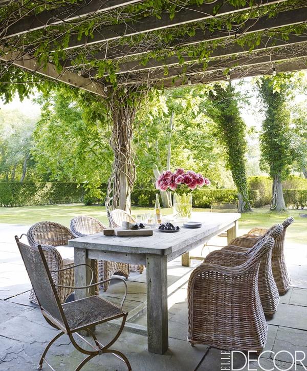 Beautiful Summer Outdoor Decor Ideas