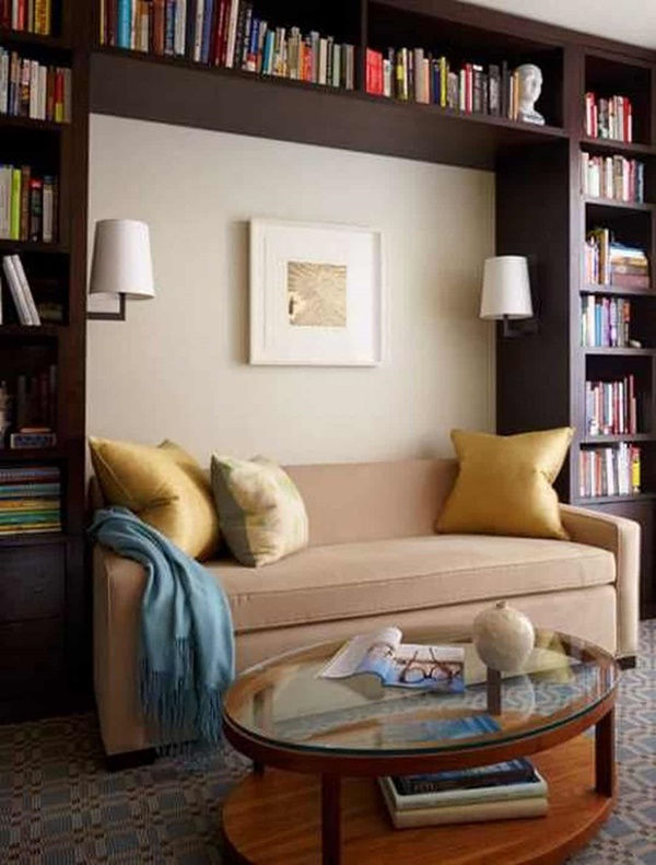Cozy Small Living Room Decor Ideas For Your Apartment