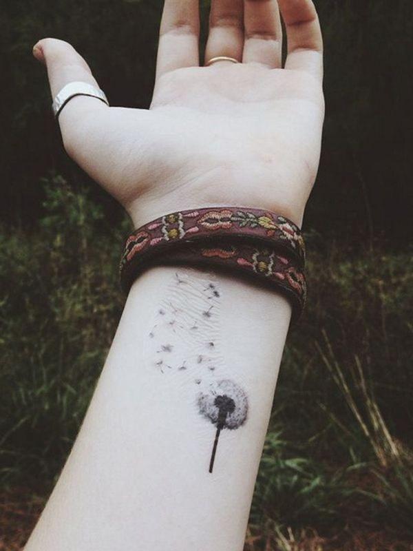 Cute Small Tattoo Designs For Women