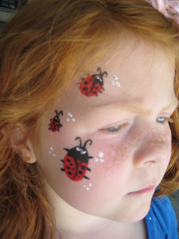 55 Easy Face Painting Ideas For Kids Buzz Hippy