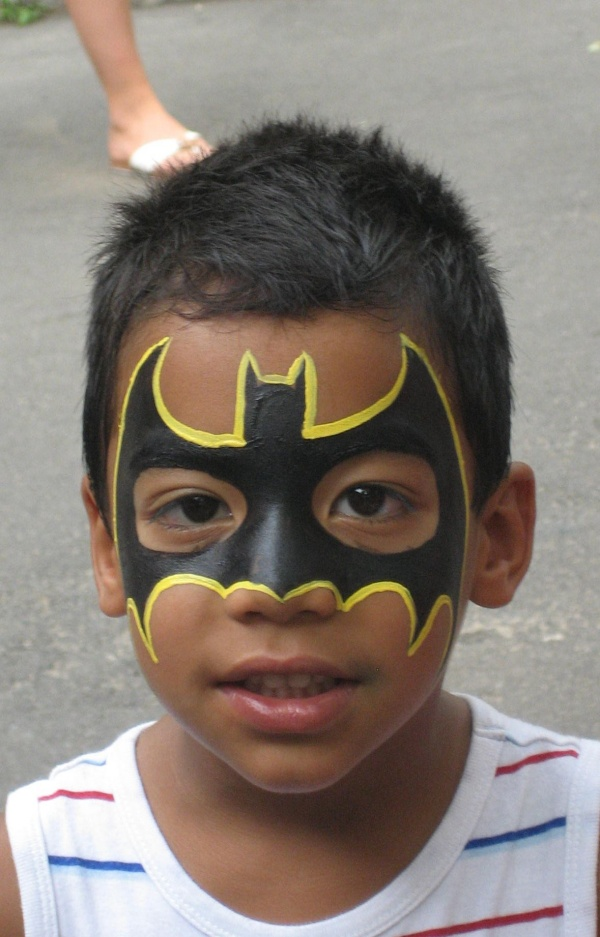 55 Easy Face Painting Ideas For Kids - Buzz Hippy