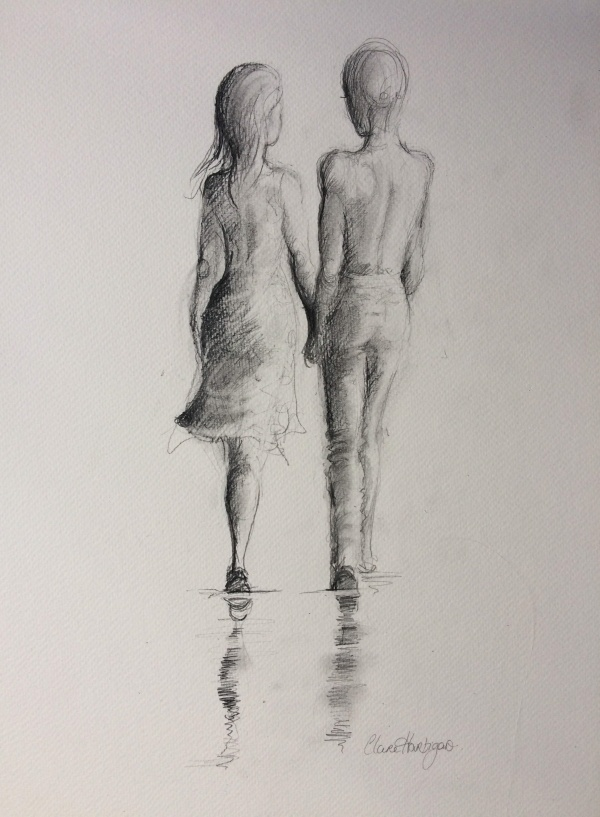 Cute Couple Pencil Sketches You Must See