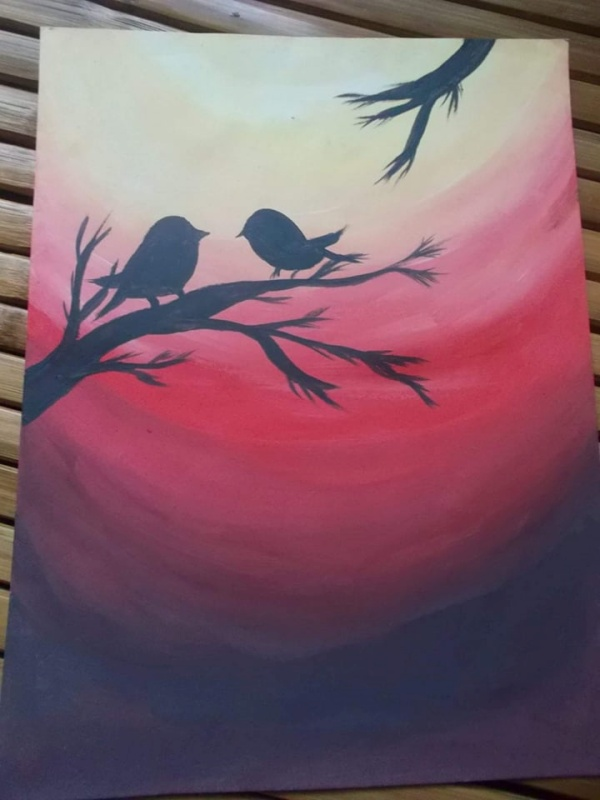Easy Acrylic Canvas Painting Ideas For Beginners