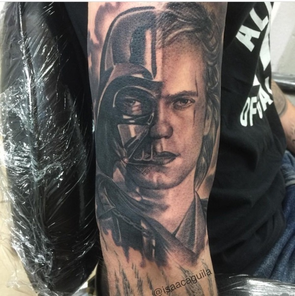Amazing Star Wars Tattoo Ideas For Men