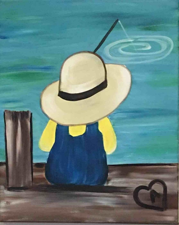 Simple And Easy Painting Ideas For Beginners