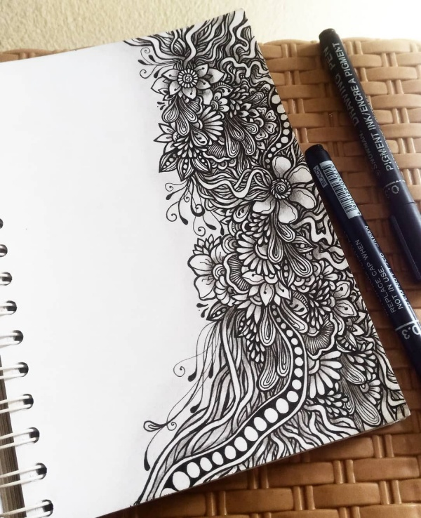 Simple and Easy Things To Draw For Beginners