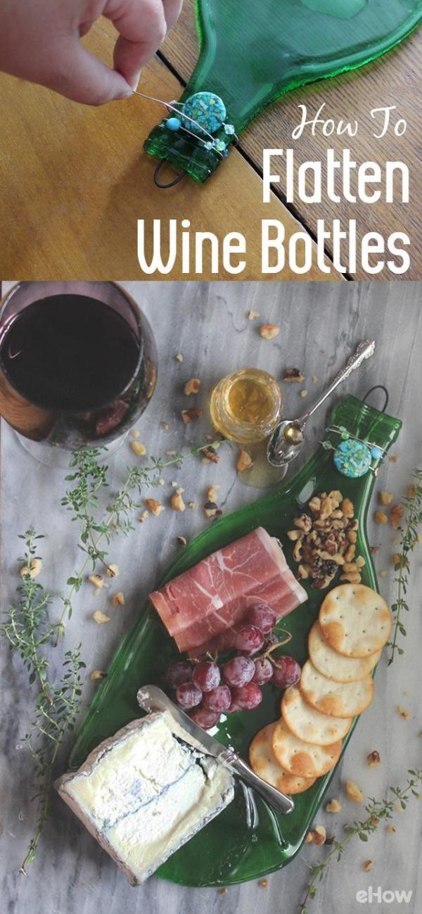 Amazing DIY Wine Bottle Craft Ideas