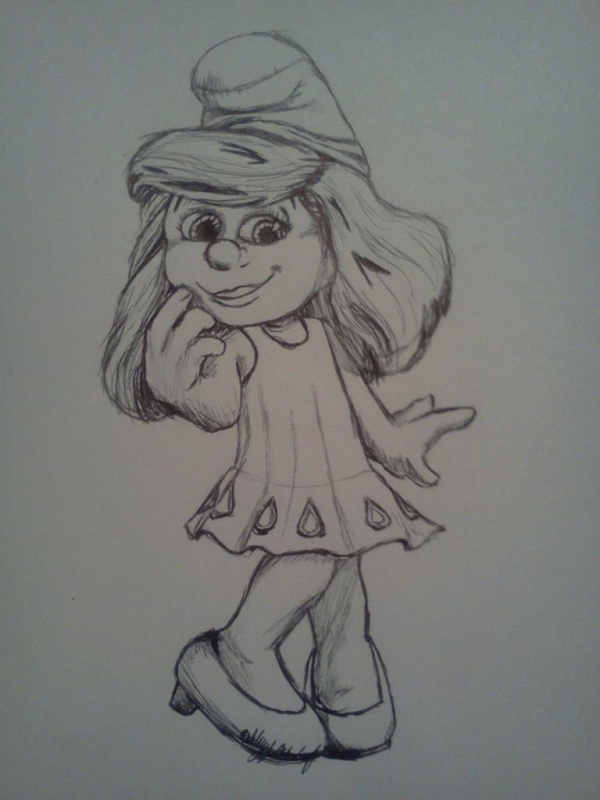 Cute and Easy Cartoon Characters To Draw When Bored