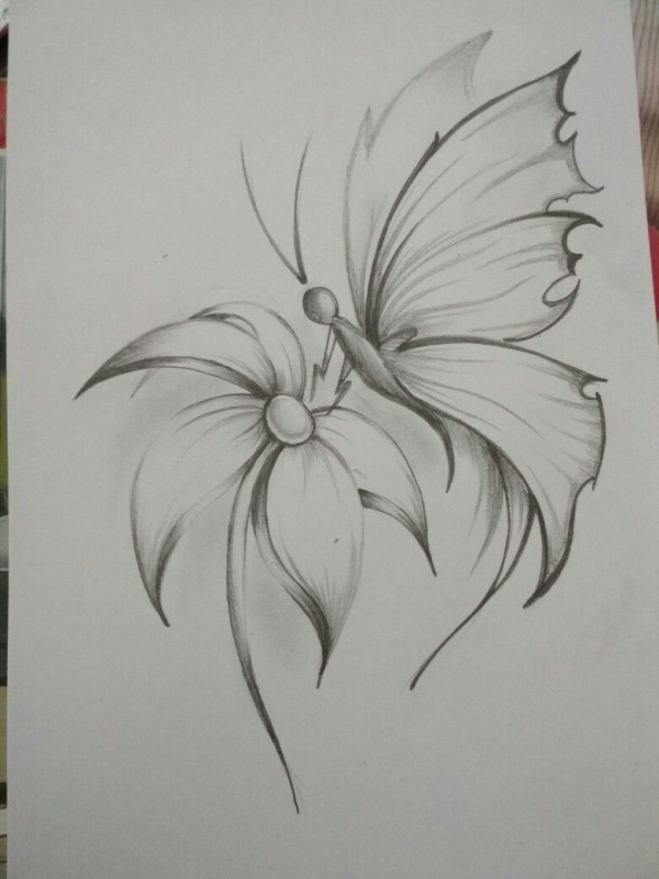 Easy Sketches To Draw With Pencil