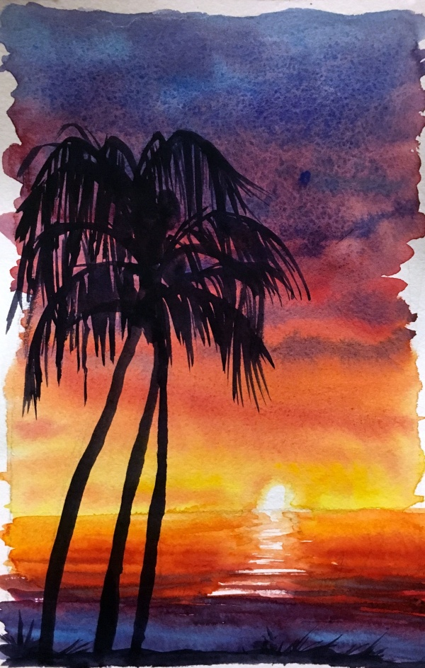 Easy Watercolor Paintings For Beginners To Try